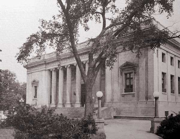 Cooper Branch Library, ca. 1922